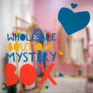 Mystery box for resellers 4/$50